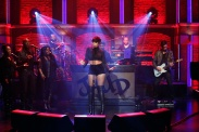 JHud, Late Night with Seth Meyers, 2014