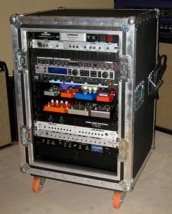 Touring/Studio Rack 2011