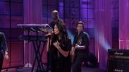 Nicole Scherzinger, Jay Leno, Nov 2011