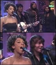 Corinne Bailey Rae, SNL 2006