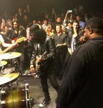 Slash at Sayers Club, 2013
