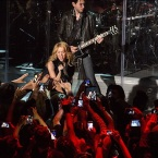 Shakira iHeart Album Release, March 2014