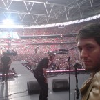 Live Earth at Wembley Stadium, 2007