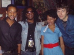 with CBR and John Legend in Memphis, 2007